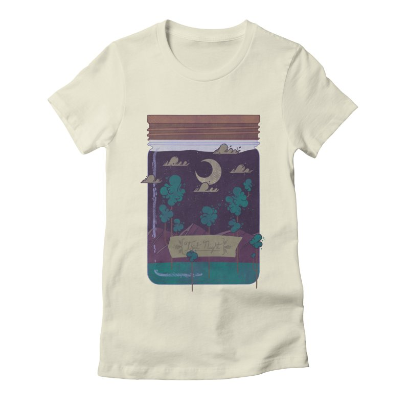 Memento Women's Fitted T-Shirt by againstbound's Artist Shop