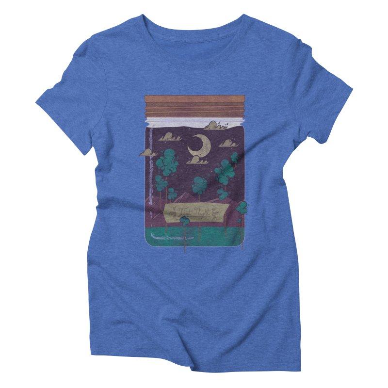 Memento Women's Triblend T-shirt by againstbound's Artist Shop