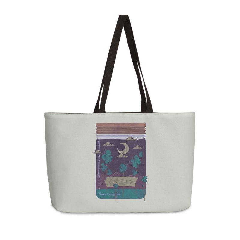 Memento Accessories Weekender Bag Bag by againstbound's Artist Shop