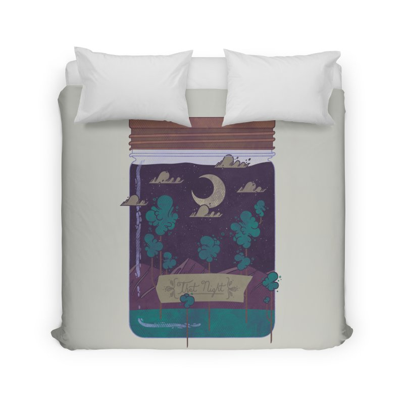 Memento Home Duvet by againstbound's Artist Shop