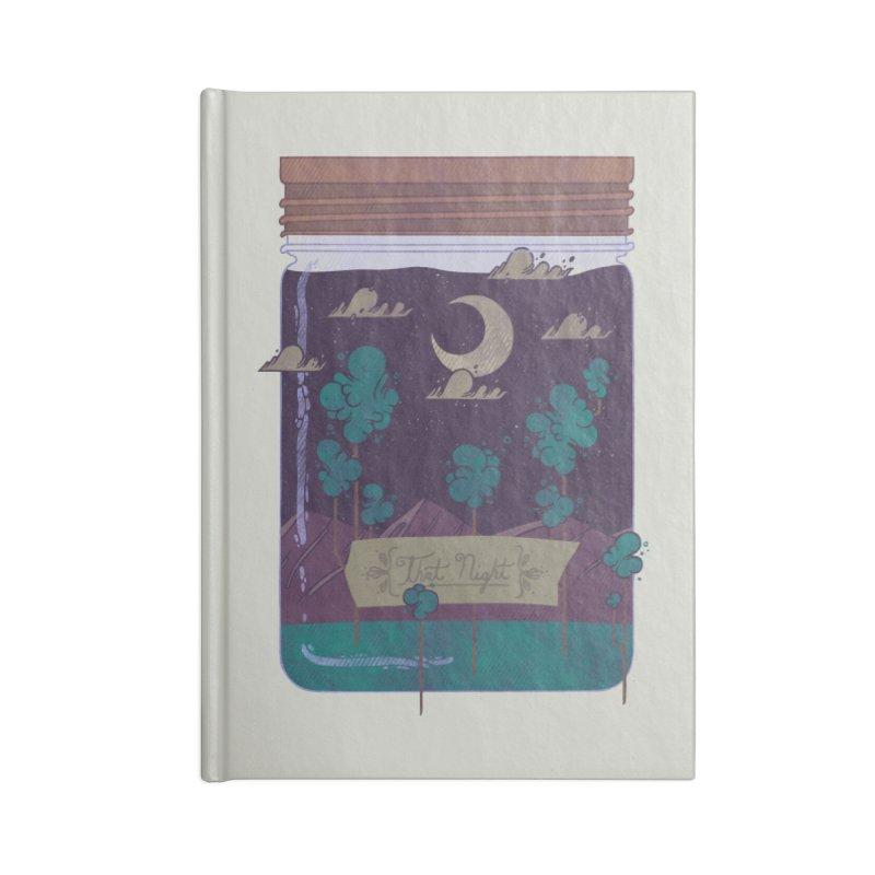 Memento Accessories Notebook by againstbound's Artist Shop