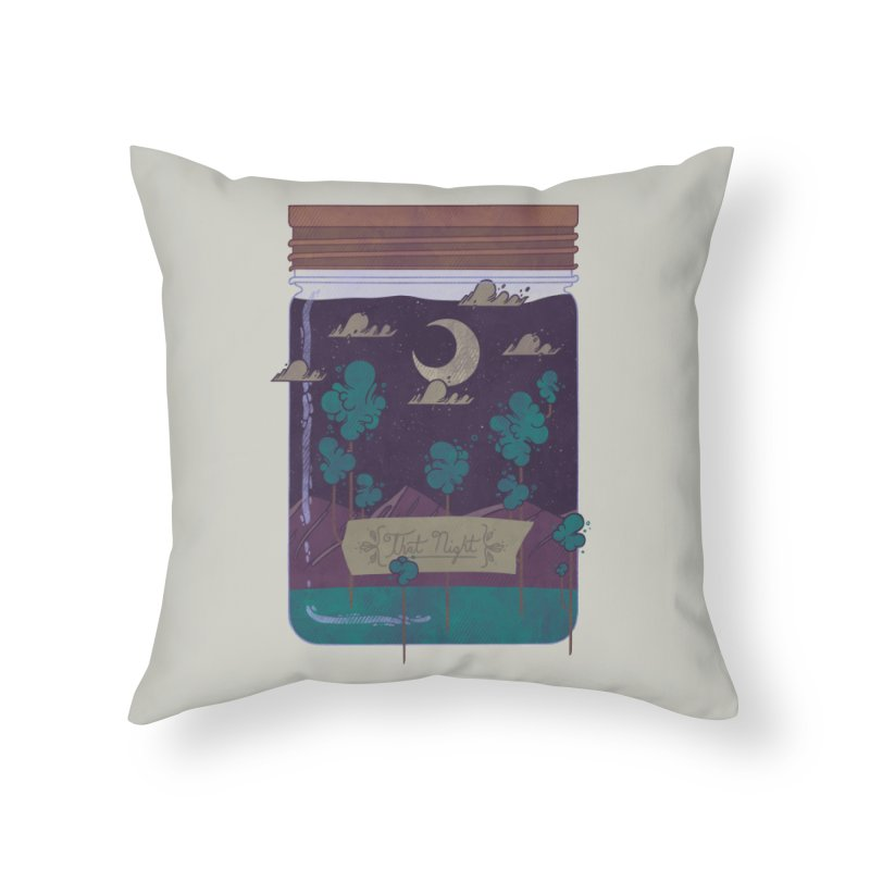 Memento Home Throw Pillow by againstbound's Artist Shop