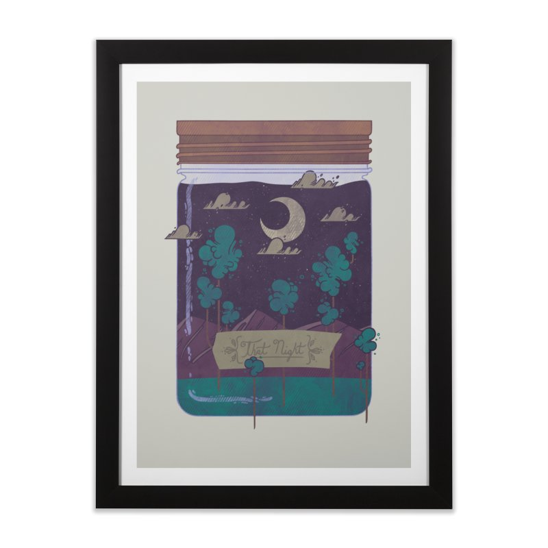 Memento Home Framed Fine Art Print by againstbound's Artist Shop
