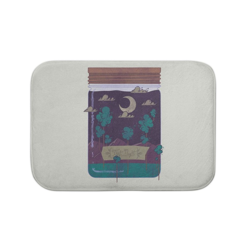 Memento Home Bath Mat by againstbound's Artist Shop