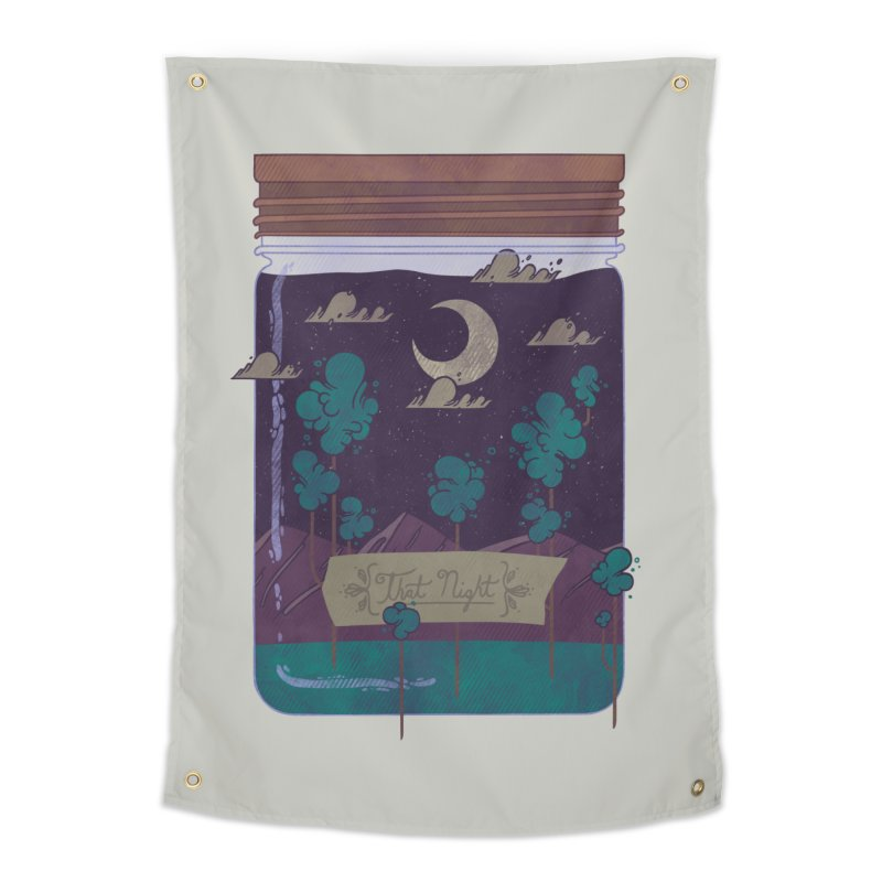 Memento Home Tapestry by againstbound's Artist Shop
