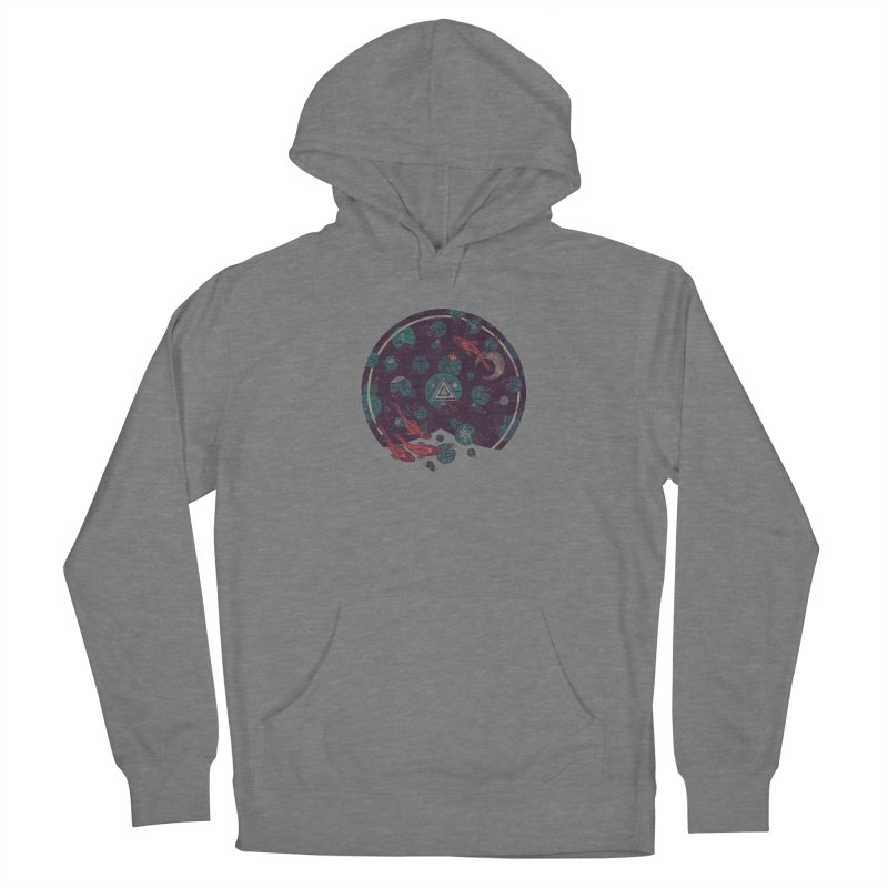 Amongst the Lilypads Women's Pullover Hoody by againstbound's Artist Shop