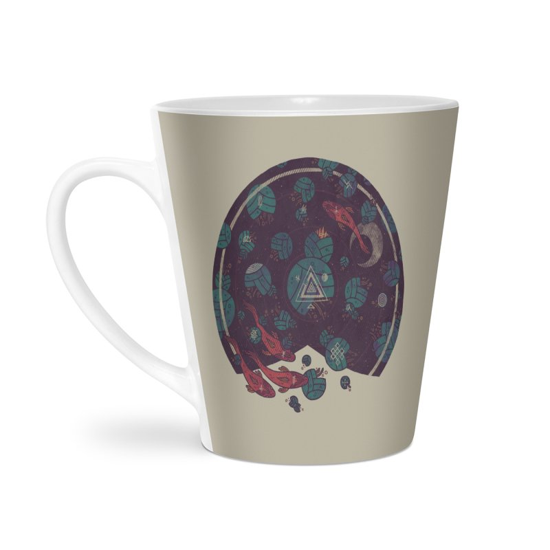 Amongst the Lilypads Accessories Mug by againstbound's Artist Shop