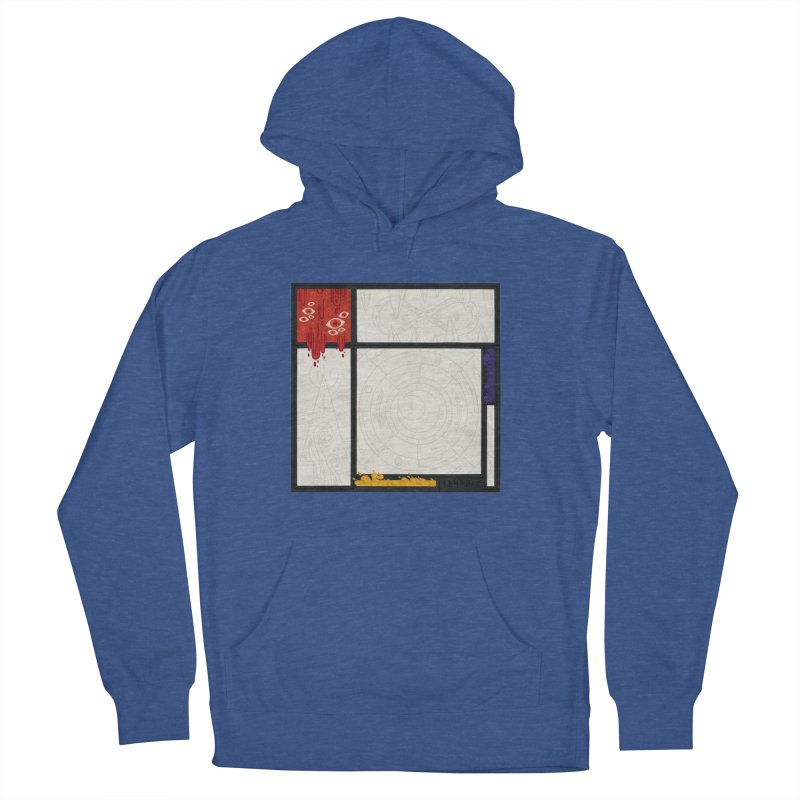 Tribute Women's French Terry Pullover Hoody by againstbound's Artist Shop