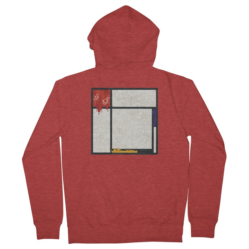 Tribute Women's French Terry Zip-Up Hoody by againstbound's Artist Shop