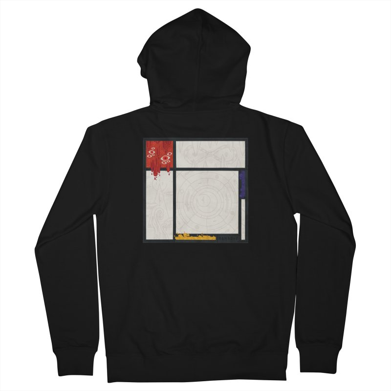 Tribute Men's French Terry Zip-Up Hoody by againstbound's Artist Shop