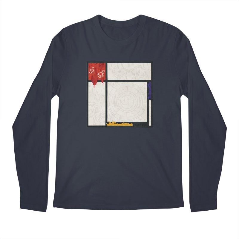 Tribute Men's Regular Longsleeve T-Shirt by againstbound's Artist Shop