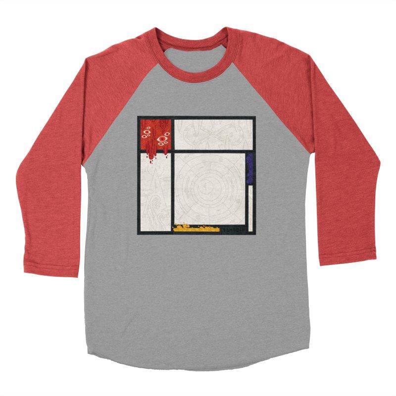 Tribute Women's Baseball Triblend T-Shirt by againstbound's Artist Shop