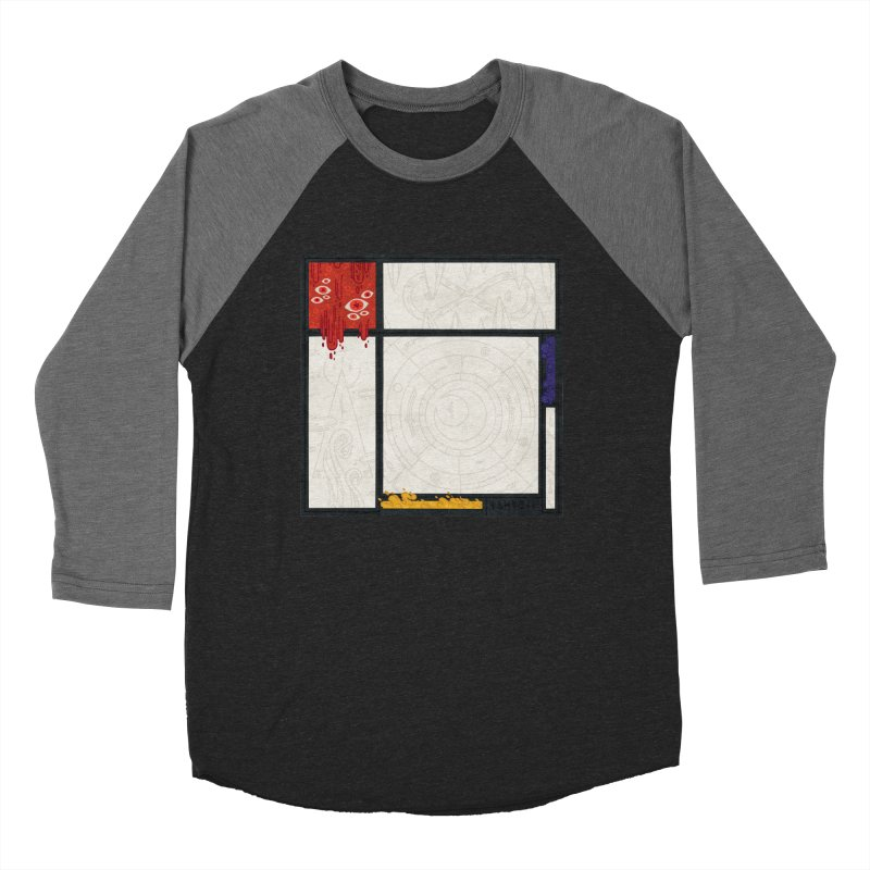Tribute Men's Baseball Triblend T-Shirt by againstbound's Artist Shop
