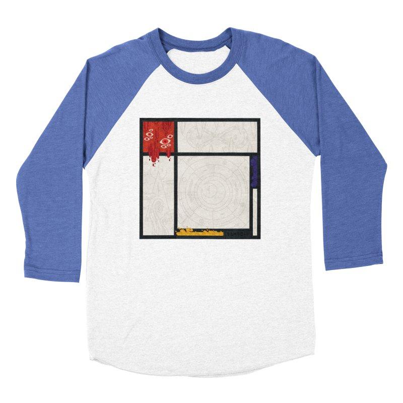 Tribute Men's Baseball Triblend Longsleeve T-Shirt by againstbound's Artist Shop