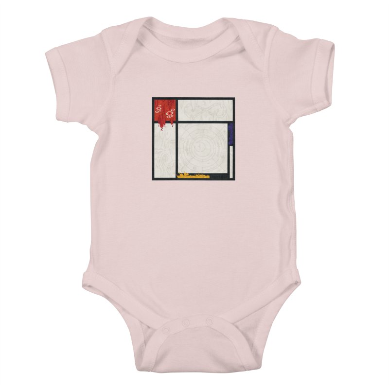 Tribute Kids Baby Bodysuit by againstbound's Artist Shop
