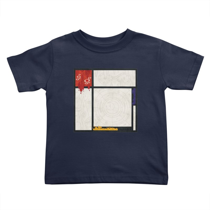 Tribute Kids Toddler T-Shirt by againstbound's Artist Shop