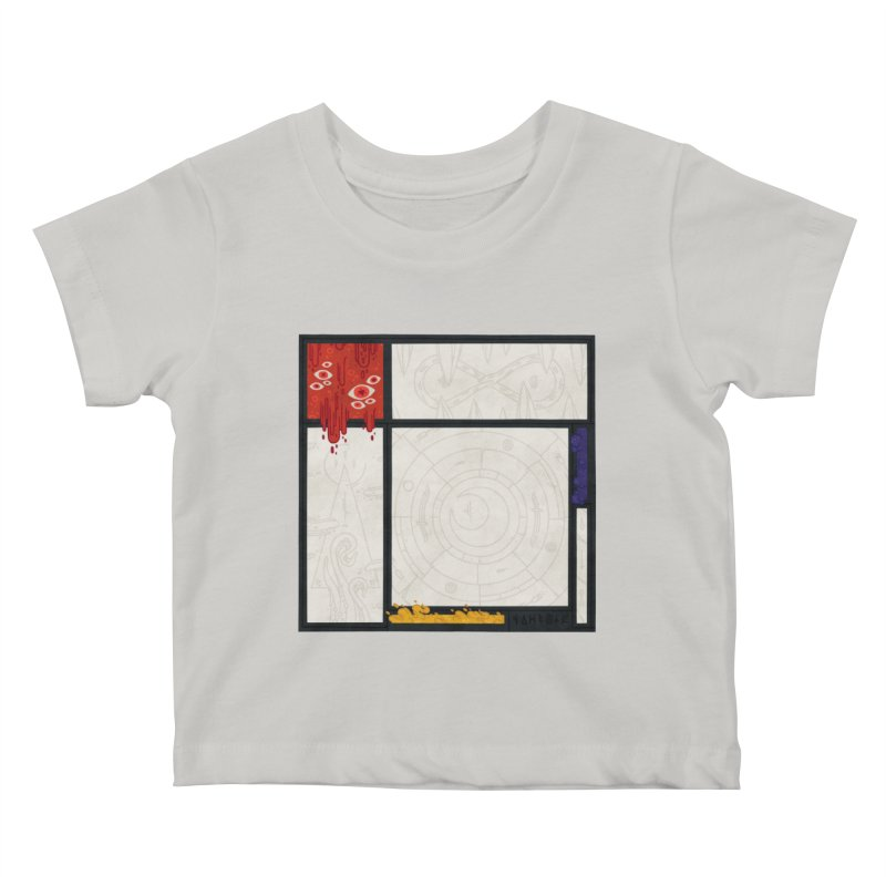 Tribute Kids Baby T-Shirt by againstbound's Artist Shop