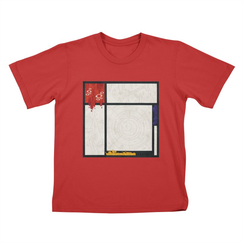 Tribute Kids T-Shirt by againstbound's Artist Shop