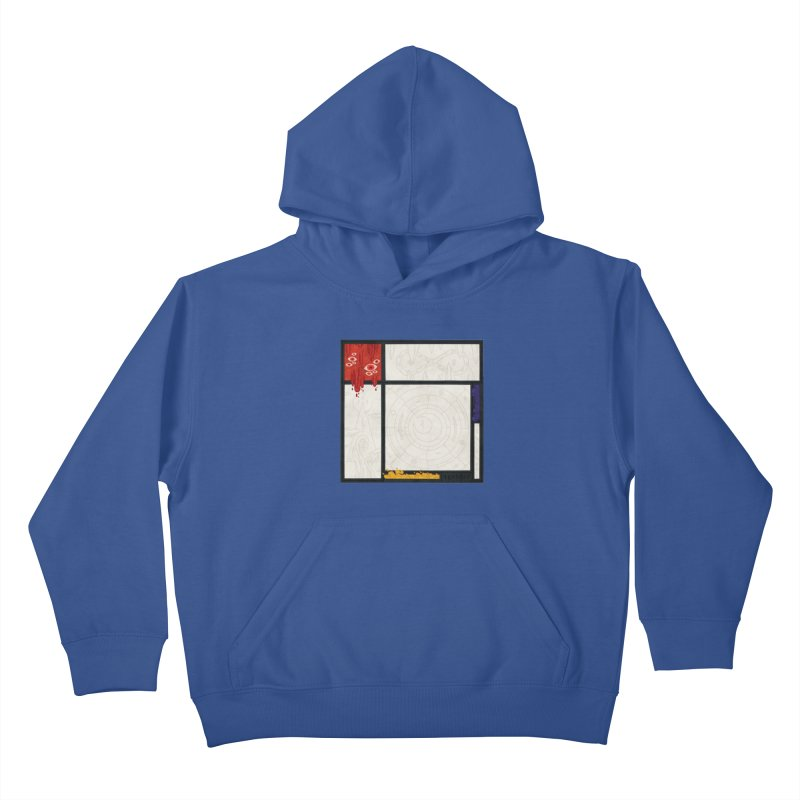 Tribute Kids Pullover Hoody by againstbound's Artist Shop