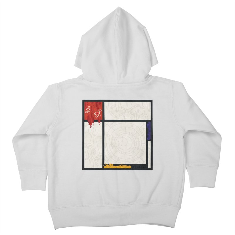 Tribute Kids Toddler Zip-Up Hoody by againstbound's Artist Shop