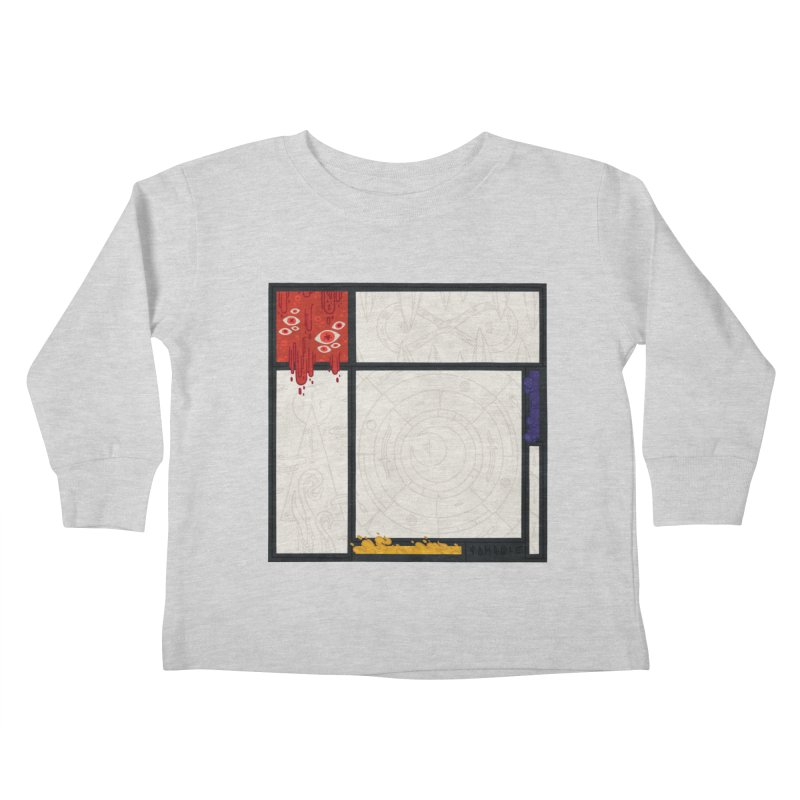 Tribute Kids Toddler Longsleeve T-Shirt by againstbound's Artist Shop