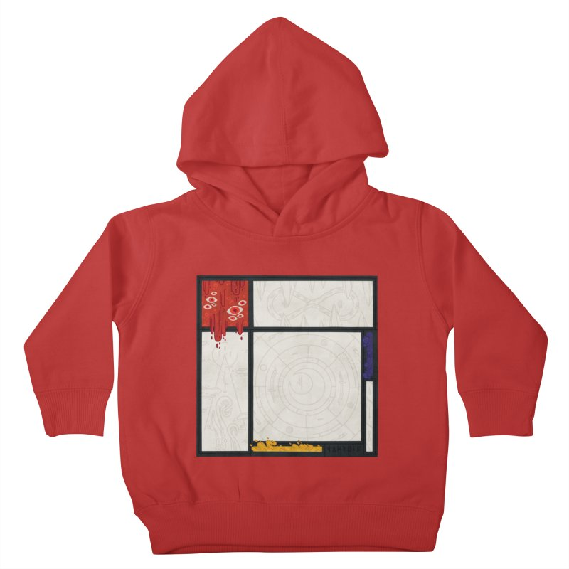 Tribute Kids Toddler Pullover Hoody by againstbound's Artist Shop