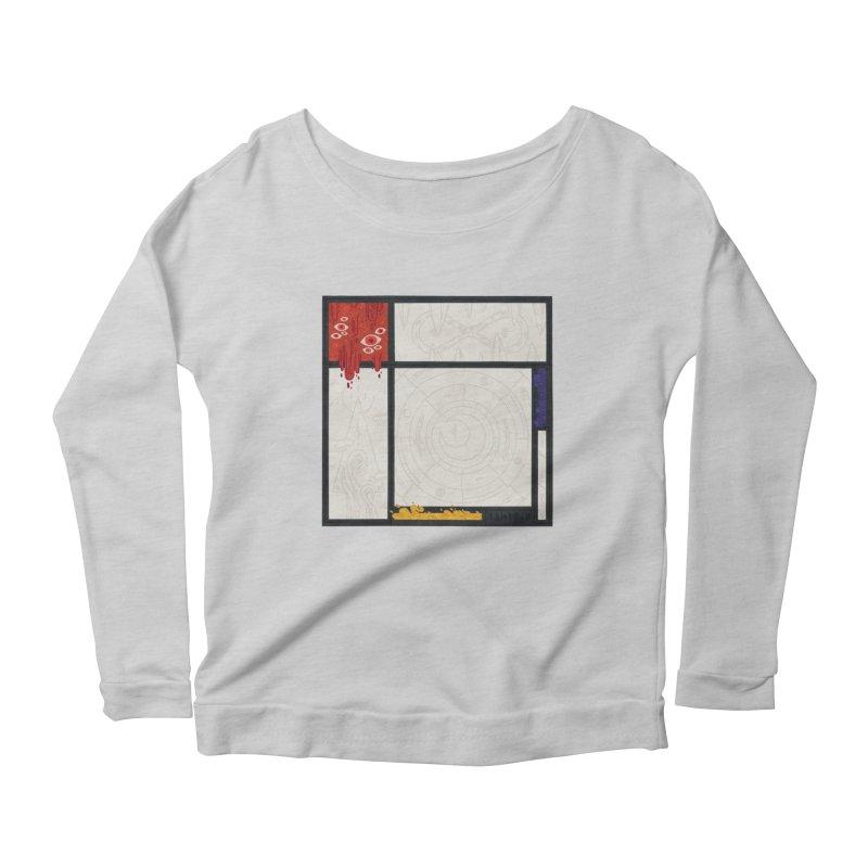 Tribute Women's Scoop Neck Longsleeve T-Shirt by againstbound's Artist Shop