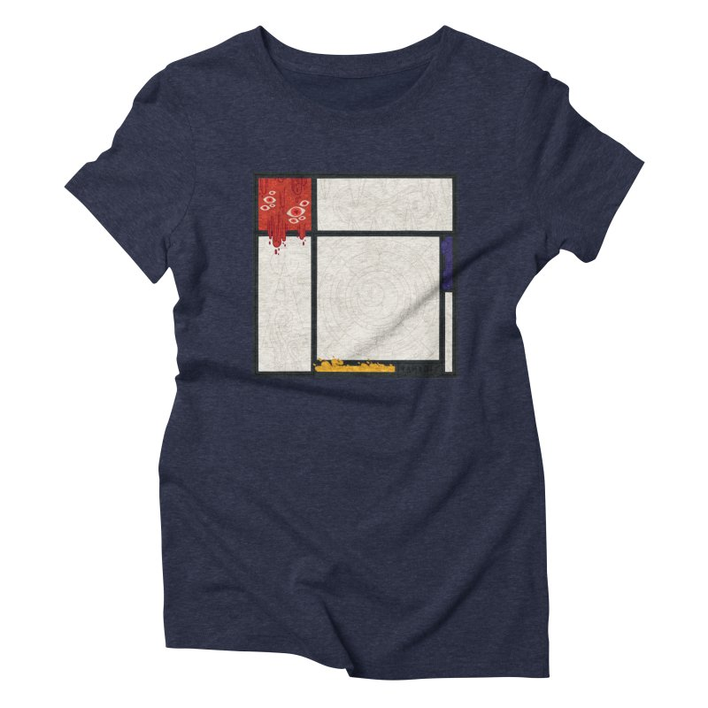 Tribute Women's Triblend T-Shirt by againstbound's Artist Shop