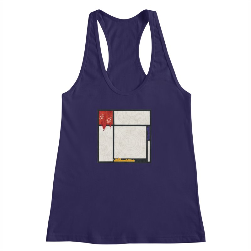 Tribute Women's Racerback Tank by againstbound's Artist Shop