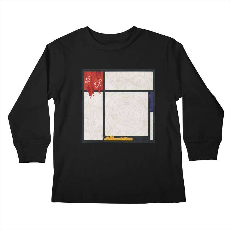 Tribute Kids Longsleeve T-Shirt by againstbound's Artist Shop
