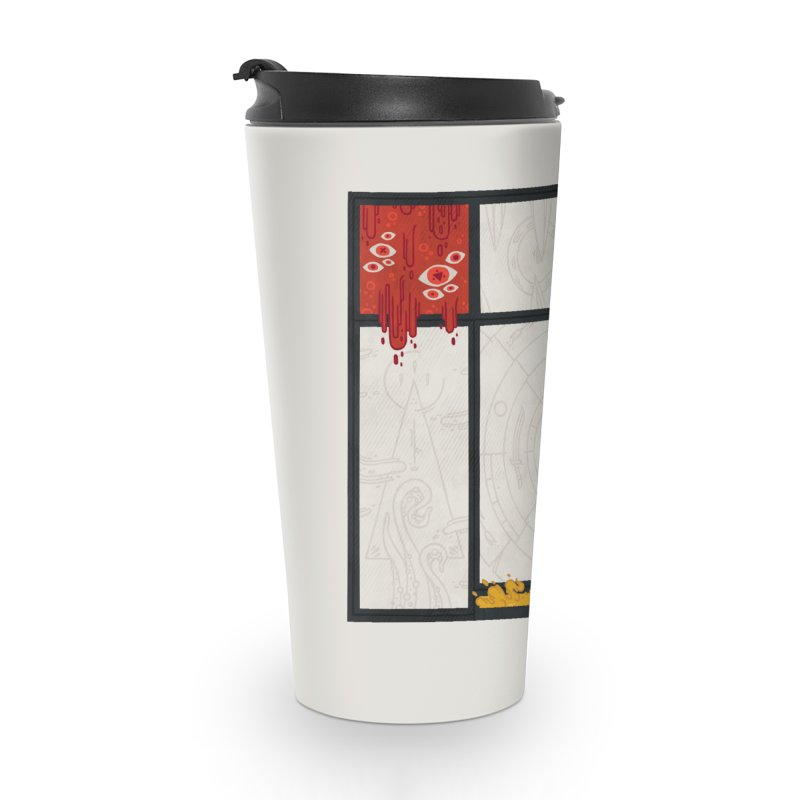 Tribute Accessories Travel Mug by againstbound's Artist Shop