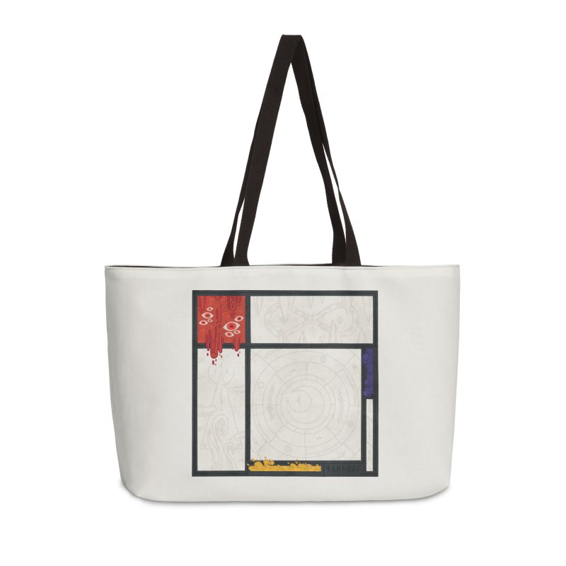 Tribute Accessories Weekender Bag Bag by againstbound's Artist Shop