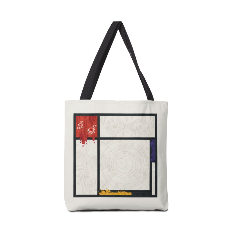 Tribute Accessories Tote Bag Bag by againstbound's Artist Shop
