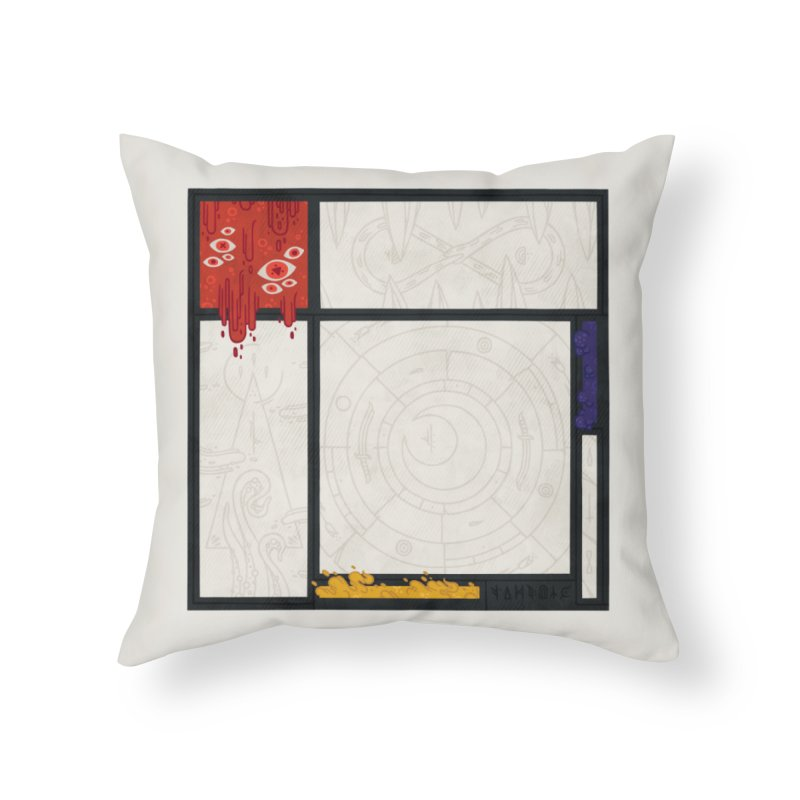 Tribute Home Throw Pillow by againstbound's Artist Shop