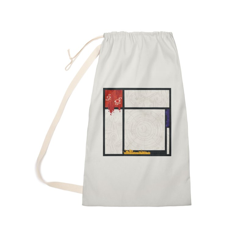 Tribute Accessories Laundry Bag Bag by againstbound's Artist Shop