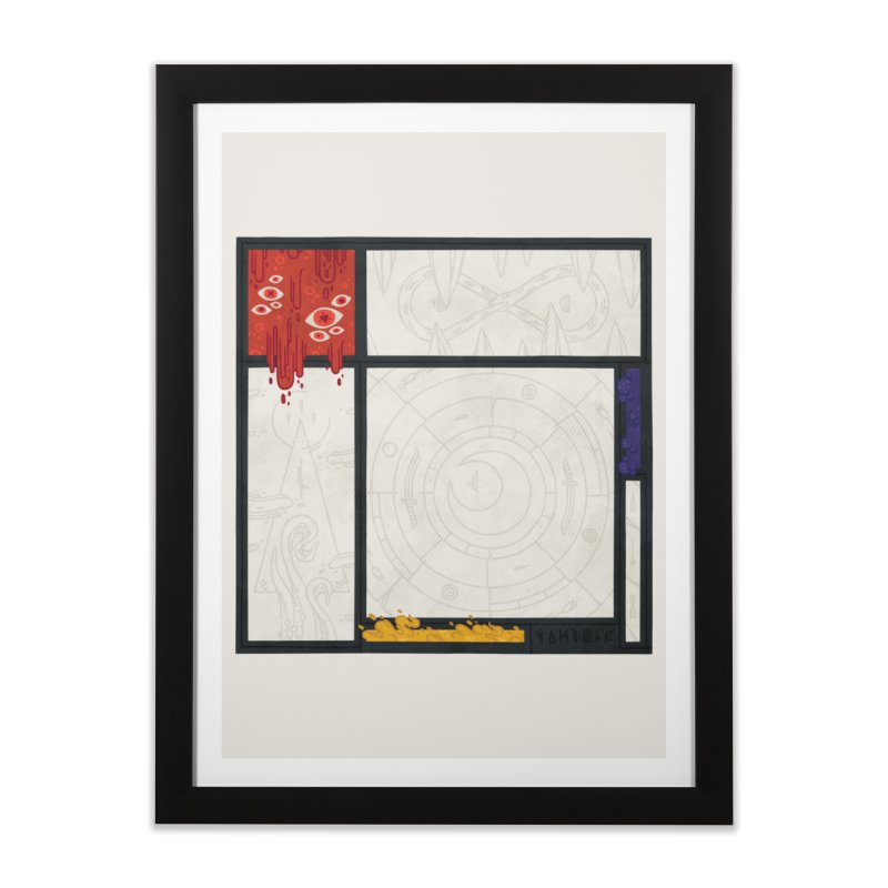 Tribute Home Framed Fine Art Print by againstbound's Artist Shop