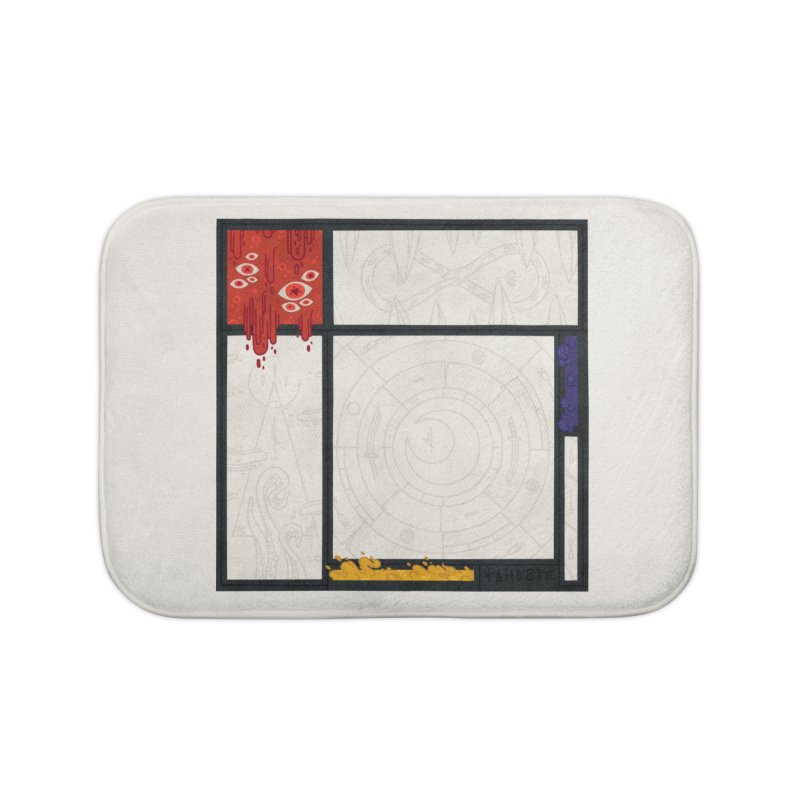 Tribute Home Bath Mat by againstbound's Artist Shop