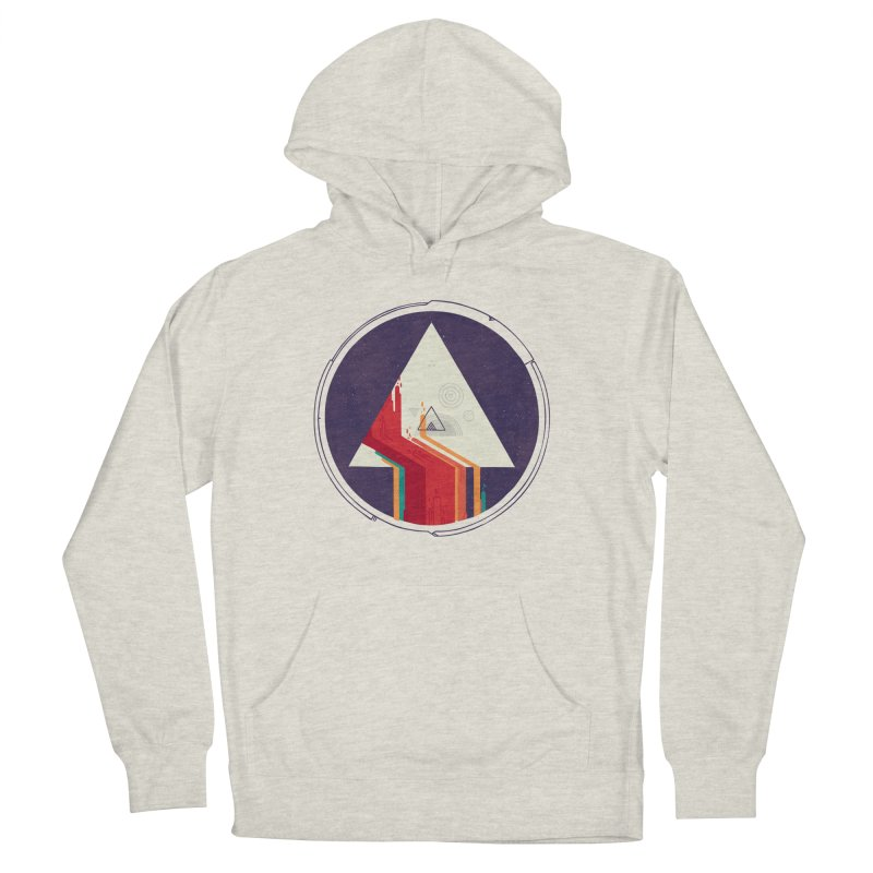 Portal Study Women's French Terry Pullover Hoody by againstbound's Artist Shop