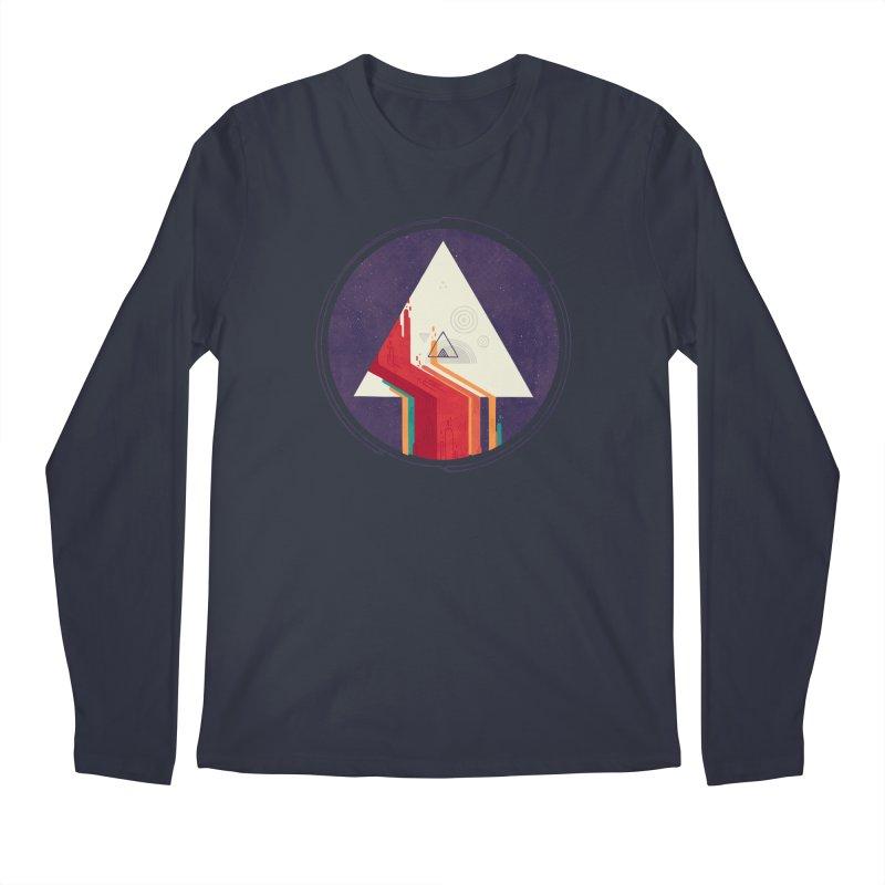 Portal Study Men's Longsleeve T-Shirt by againstbound's Artist Shop