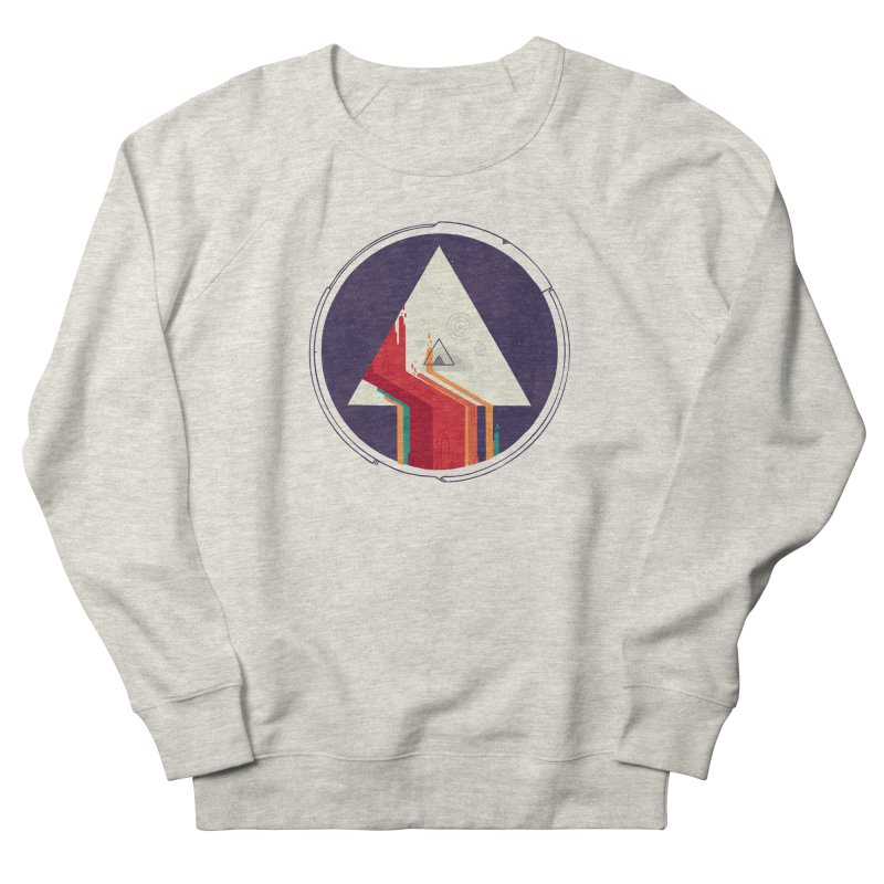 Portal Study Men's French Terry Sweatshirt by againstbound's Artist Shop