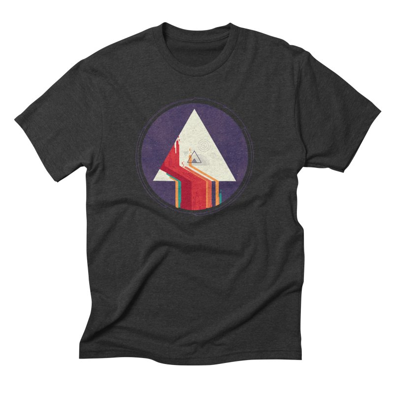 Portal Study Men's Triblend T-shirt by againstbound's Artist Shop