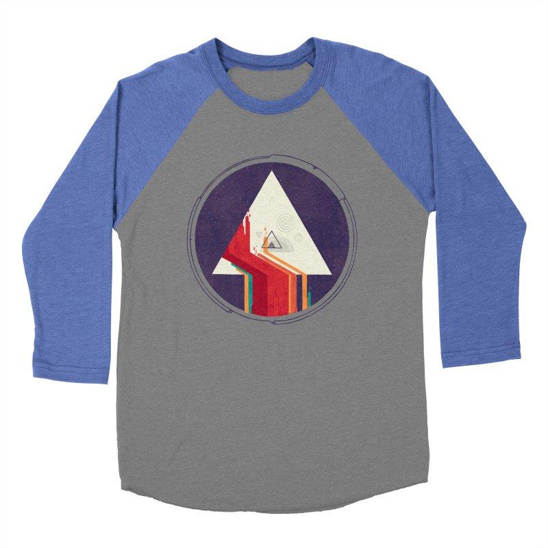 Portal Study Women's Baseball Triblend Longsleeve T-Shirt by againstbound's Artist Shop