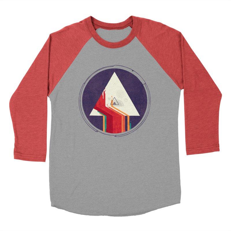 Portal Study Women's Baseball Triblend T-Shirt by againstbound's Artist Shop