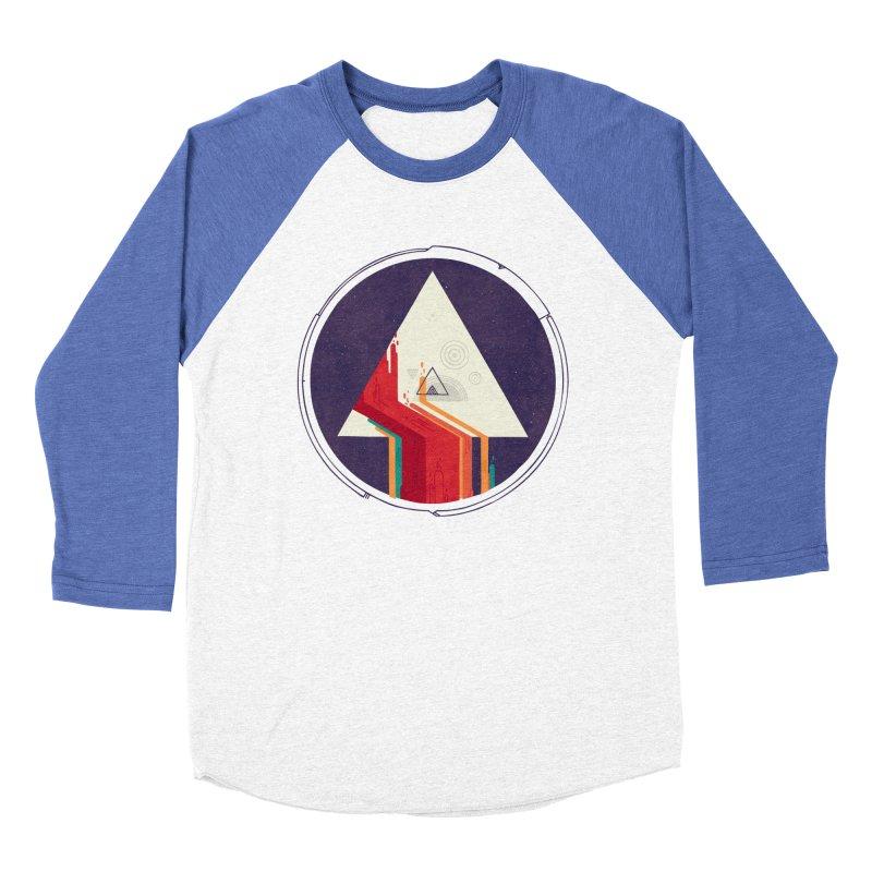 Portal Study Men's Baseball Triblend Longsleeve T-Shirt by againstbound's Artist Shop