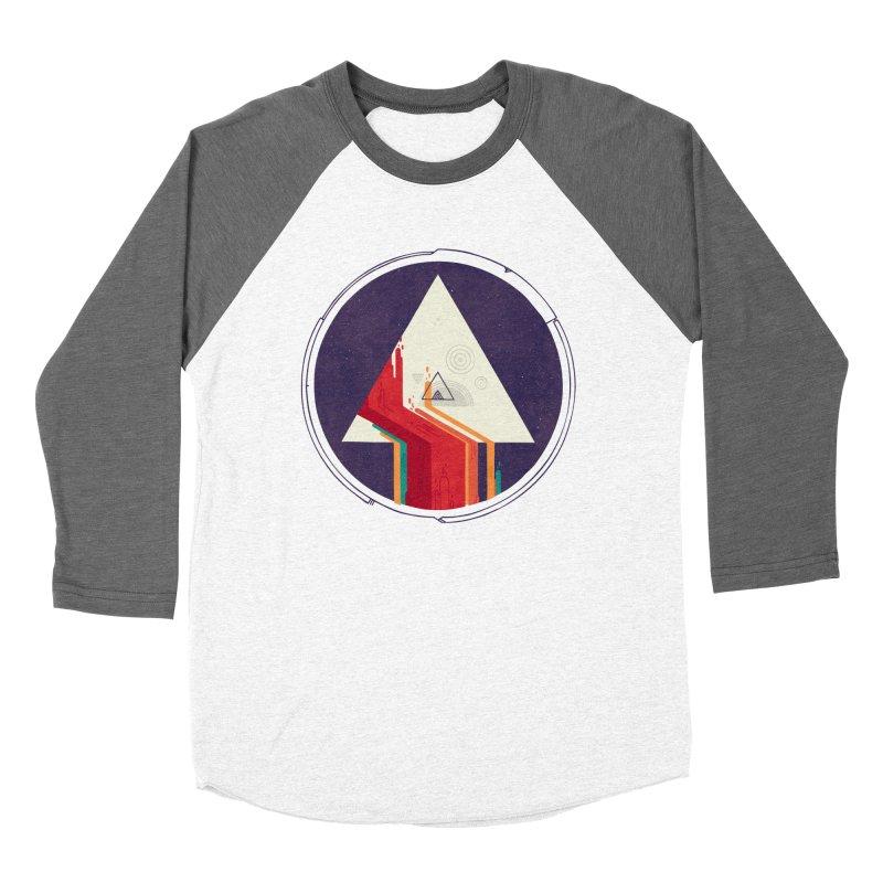 Portal Study Men's Baseball Triblend T-Shirt by againstbound's Artist Shop