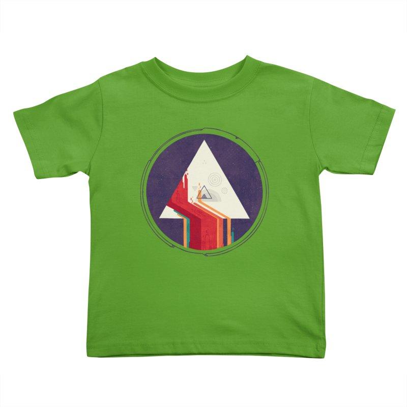 Portal Study Kids Toddler T-Shirt by againstbound's Artist Shop
