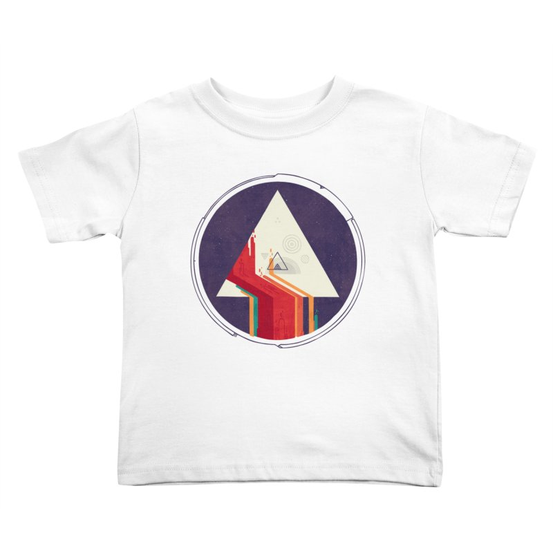 Portal Study Kids Toddler T-Shirt by againstbound's Artist Shop