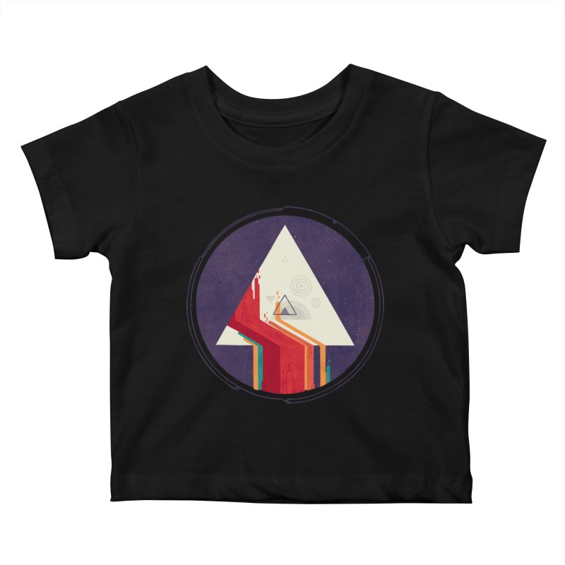 Portal Study Kids Baby T-Shirt by againstbound's Artist Shop