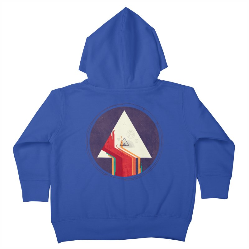 Portal Study Kids Toddler Zip-Up Hoody by againstbound's Artist Shop