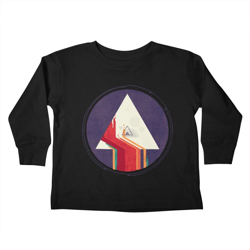 Portal Study Kids Toddler Longsleeve T-Shirt by againstbound's Artist Shop